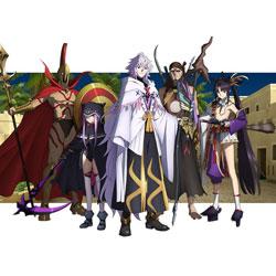 [2] Fate/Grand Order -絶対魔獣戦線バビロニア- 2 完全生産限定版 BD