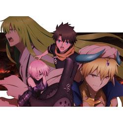 【店頭併売品】 [5] Fate/Grand Order -絶対魔獣戦線バビロニア- 5 完全生産限定版 DVD