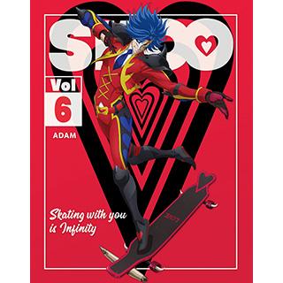 ソニーミュージックマーケティング SK∞ エスケーエイト Vol.6 完全生産限定版 DVD