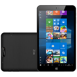 タブレットPC WIZ KI8-BK [Win10 Home・Atom x5・8インチ・Office付き・ストレージ 32GB・メモリ 2GB]