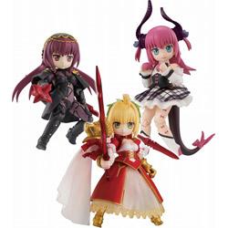 【BOX販売】デスクトップアーミー Fate/Grand Order 第2弾 1BOX3個入