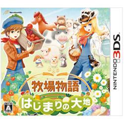 牧場物語 はじまりの大地【3DS】   [ニンテンドー3DS]