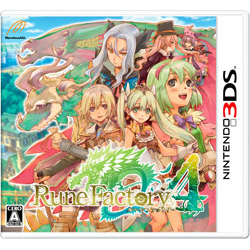 ルーンファクトリー4【3DSゲームソフト】   [ニンテンドー3DS]