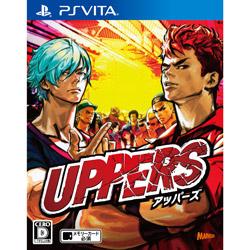 【店頭併売品】 UPPERS (アッパーズ) 【PS Vitaゲームソフト】