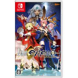 【在庫限り】 Fate/EXTELLA 通常版 【Switchゲームソフト】