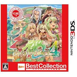 【在庫限り】 ルーンファクトリー4 Best Collection 【3DSゲームソフト】