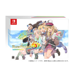 マーベラス ルーンファクトリー5 プレミアムボックス 【Switchゲームソフト】