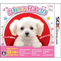 かわいい仔犬3D【3DS】   [ニンテンドー3DS]