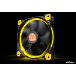 ケースファン[140mm / 1400RPM] Riing 14 - Yellow LED