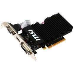 グラフィックボード NVIDIA GeForce GT 710搭載 PCI-Express MSI GT 710 1GD3H LPV1[1GB/GeForce GTシリーズ]