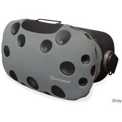 Hyperkin Gelshell Head Mounted Display Silicone Skin for HTC VIVE (Gray) M07200-GR