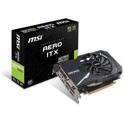 MSI(エムエスアイ) GeForce GTX 1060 AERO ITX 6G OC