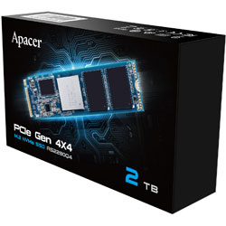 内蔵SSD PCI-Express接続   AP2000AS2280Q4-1 [M.2 /2TB]