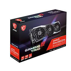 MSI Radeon RX 6900 XT GAMINGZ TRIO 16G   RadeonRX6900XTGAMINGZTRIO16G