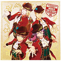 THE IDOLM@STER SideM WORLD TRE@SURE 06 CD