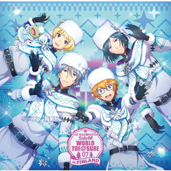 THE IDOLM@STER SideM WORLD TRE@SURE 07 CD