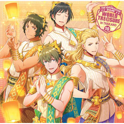 THE IDOLM@STER SideM WORLD TRE@SURE 10 CD