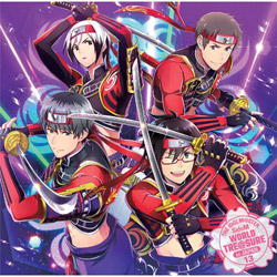 THE IDOLM@STER SideM WORLD TRE@SURE 13 CD