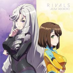 田所あずさ / 『神田川JET GIRLS』ED「RIVALS」(アニメ盤) CD