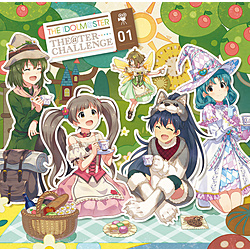 THE IDOLM@STER THE@TER CHALLENGE 01 CD