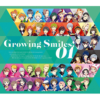 315 ALLSTARS/ THE IDOLM@STER SideM GROWING SIGN@L 01 Growing Smiles!