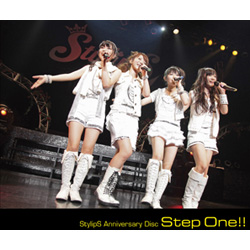 StylipS / Anniversary Disc「Step One!」 BD付初回限定盤 CD