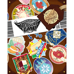 THE IDOLM@STER SideM 4th STAGE 〜TRE@SURE GATE〜 LIVE Blu-ray 【Complete Box(初回生産限定版)】