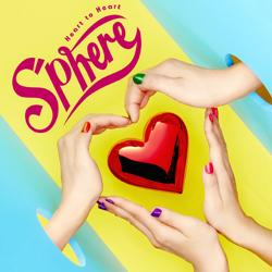 スフィア / TVアニメ『つうかあ』 オープニング主題歌「Heart to Heart」 通常盤 CD