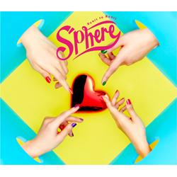 スフィア / TVアニメ『つうかあ』 オープニング主題歌「Heart to Heart」 DVD付初回生産限定盤 CD