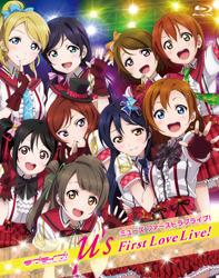 μ's/ラブライブ! μ's First LoveLive! 【ブルーレイ ソフト】   [ブルーレイ]