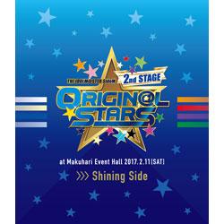 〔中古品〕THE IDOLM@STER SideM 2nd STAGE 〜ORIGIN@L STARS〜 Live Blu-ray <Shining Side> 【ブルーレイ】