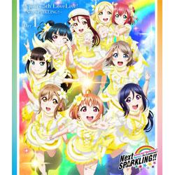 ラブライブ!サンシャイン! Aqours 5th LoveLive! 〜Next SPARKLING!〜 Blu-ray Day1 BD