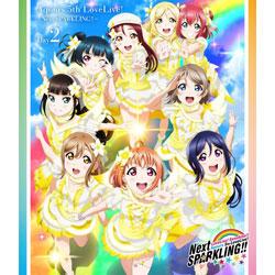 ラブライブ!サンシャイン! Aqours 5th LoveLive! 〜Next SPARKLING!〜 Blu-ray Day2 BD