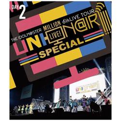 【発売未定】 THE IDOLM@STER MILLION LIVE! 6thLIVE TOUR UNI-ON@IR!!!! SPECIAL LIVE Blu-ray Day2 BD