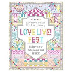 LoveLive! Series 9th Anniversary ラブライブ!フェス Blu-ray Memorial BOX