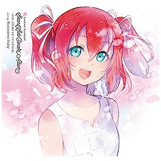 【店頭併売品】 黒澤ルビィ(CV:降幡愛) from Aqours/ LoveLive! Sunshine!! Kurosawa Ruby Second Solo Concert Album