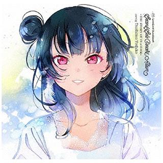 【特典対象】 津島善子(CV:小林愛香) from Aqours/ LoveLive! Sunshine!! Tsushima Yoshiko Second Solo Concert Album ◆ソフマップ・アニメガ特典「ジャケット布ポスター」