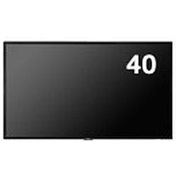 デジタルサイネージ MultiSync ブラック LCD-V404 [ワイド /フルHD(1920×1080)]