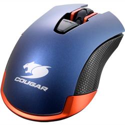 COUGAR CGR-WOME-550 COUGAR 550M Gaming Mouse(有線マウス/光学式/USB/6ボタン/メタリックブルー) 【ゲーミングマウス】