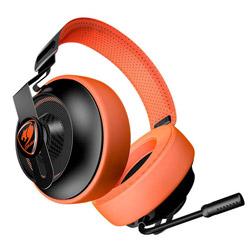CGR-P40NO-150 COUGAR ゲーミングヘッドセットPC対応 COUGAR オレンジ [φ3.5mmミニプラグ /両耳 /ヘッドバンドタイプ]