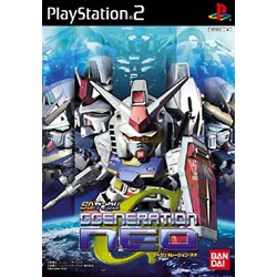 SDガンダム G GENERATION NEO 【PS2】