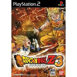 〔中古品〕ドラゴンボールZ3 【PS2】