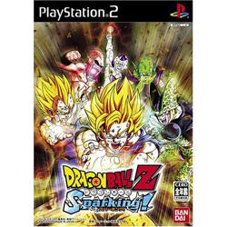 〔中古品〕 ドラゴンボールZ SPARKING!  【PS2】