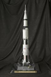 大人の超合金 1/144 アポロ11号&サターンV型ロケット