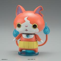 妖怪ウォッチ 01 ジバニャン プラモデル