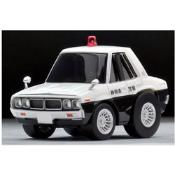 チョロQ zero 西部警察Z18 スカイラインGTパトカー