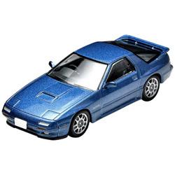 トミカリミテッドヴィンテージ NEO LV-N192b マツダ サバンナRX-7 GT-X 89年式(青)