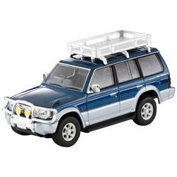 トミカリミテッドヴィンテージ NEO LV-N206a 三菱パジェロ ミッドルーフワイドVR(オプションパーツ装着車)94年式(青/銀)