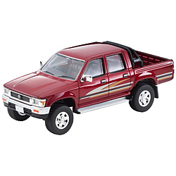 トミカリミテッドヴィンテージ NEO LV-N256a トヨタ ハイラックス 4WD ピックアップ ダブルキャブSSR(赤) 91年式
