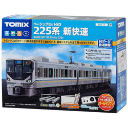 TOMIX 【Nゲージ】90171 ベーシックセットSD 225系新快速